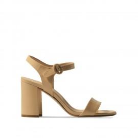 Evaluna sandales beiges